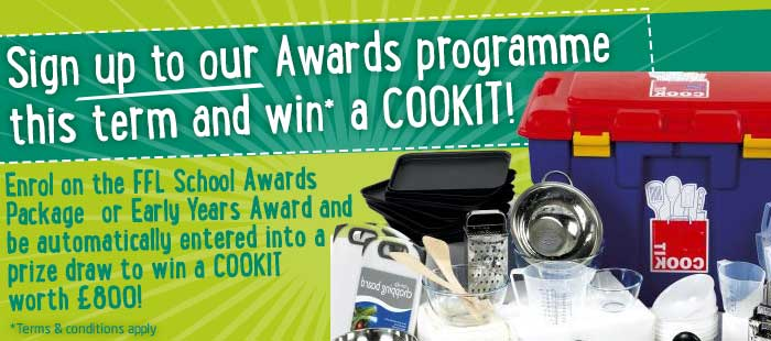 Win a Cookit
