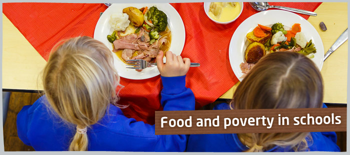 Food and poverty in schools