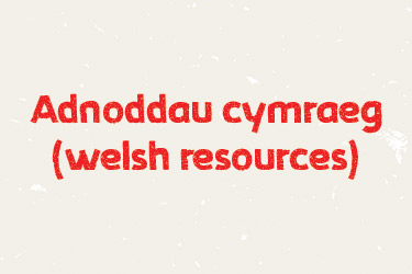 resources in welsh