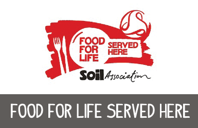 Food for Life Served Here