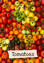 Jamie Oliver's Kitchen Garden Project Tomatoes