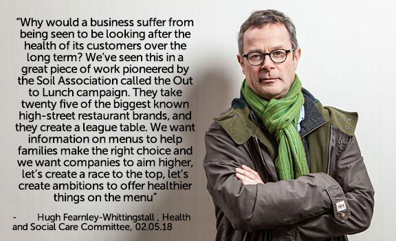 Hugh Fearnley Whittingstall Quote